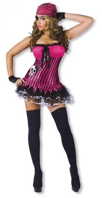 Rocking Skull Kostüm SM