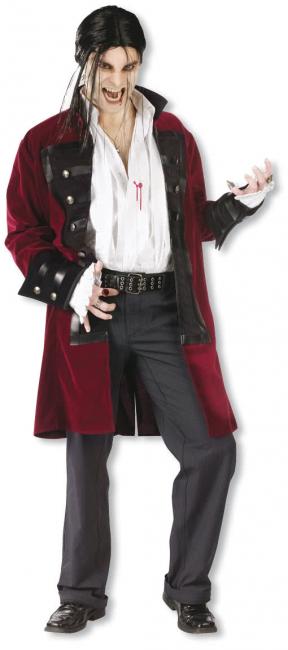 Vampire Count Frock Coat