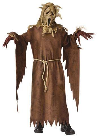 Scream Scarecrow Child Costume M
