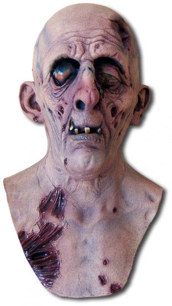 Zombie Opa Maske