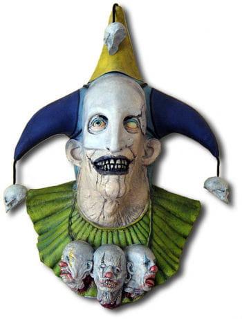 Cranius Jester Mask