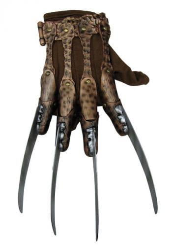 Original Adult 2010 Handschuh Freddy Krueger