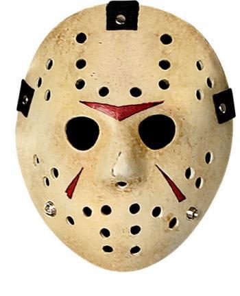 Jason Eishockymaske original fiberglass