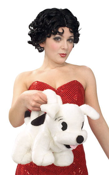 Betty Boop Doggy Handtasche