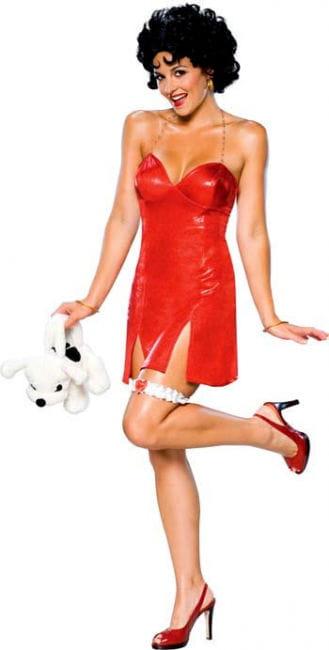 Betty Boop Mini Dress DLX M 38/40