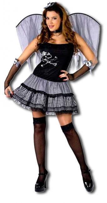 Funky Punk Fee Kostüm Small Medium