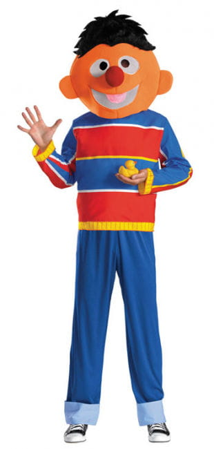 Sesamstrasse Ernie Kostüm M
