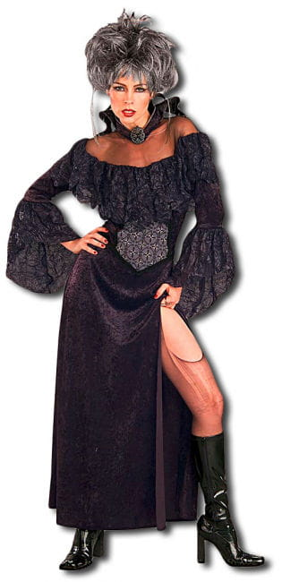 Vampir Countess Darkheart Kostüm