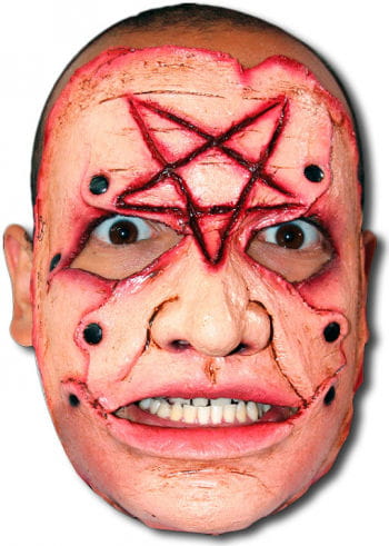 Serial Killer Pentacle Pat Mask