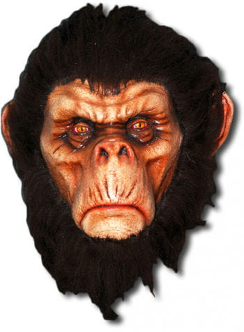Evil Chimp Mask Brown