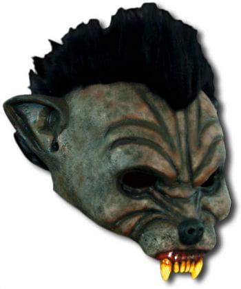 Werwolf Lykos Halbmaske
