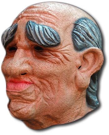 Alter Opa Arnold Maske