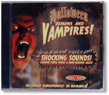 Demons and Vampires CD
