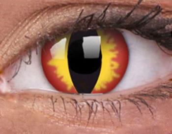 Kontaktlinsen Dragon Eye