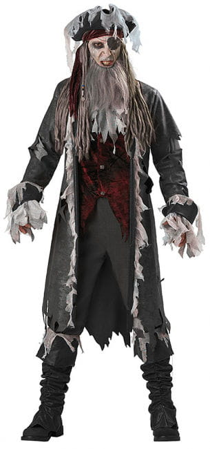 Pirate Ghost Premium Costume Size XL