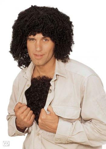 Chest Hair Black