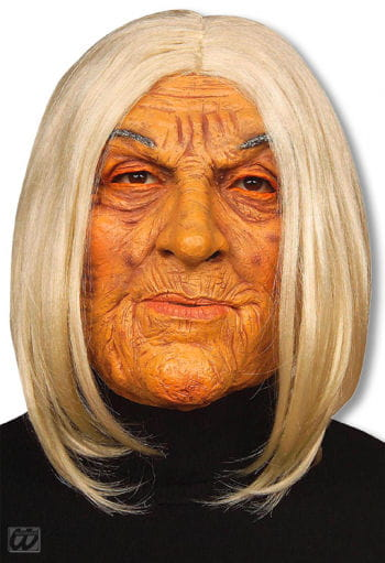 Old Julie Half Mask