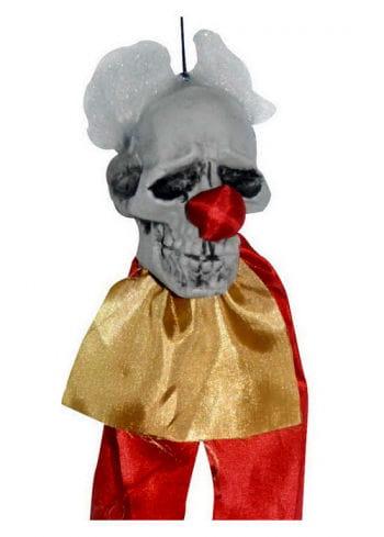 Hanging Skull Clown