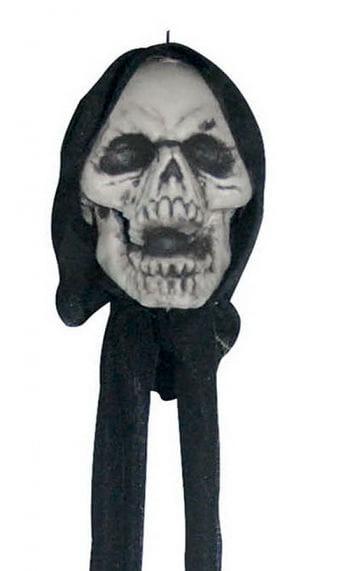 Hanging Skull Reaper Skull