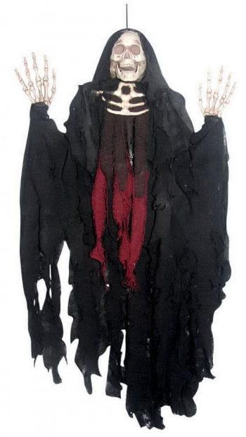 Poseable Ragged Reaper Black