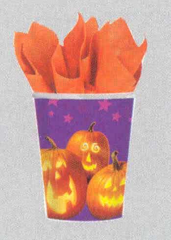 Pappbecher Pumpkin