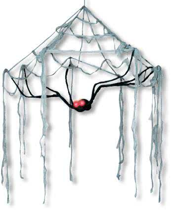 Spinnweben Baldachin