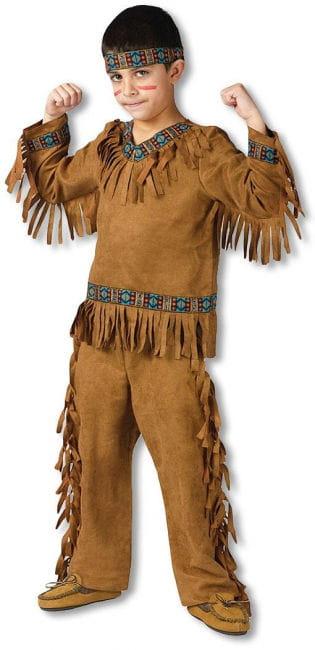 Indianer Kinderkostüm