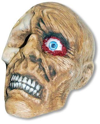 Rotting Zombie Skull Boris