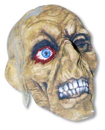 Rotting Zombie Skull Victor