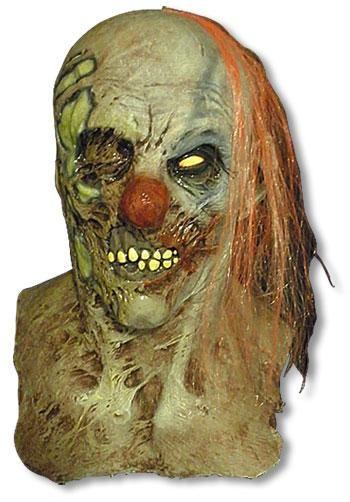Kadaver Zombieclown Maske