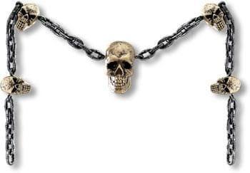 Skull cordon