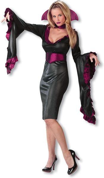 Drusilla Vampiress Costume Size S/M