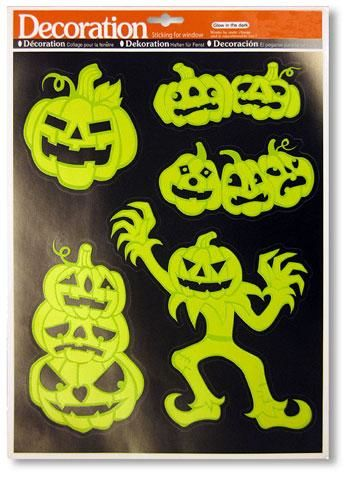 Bright Pumpkin Sticker