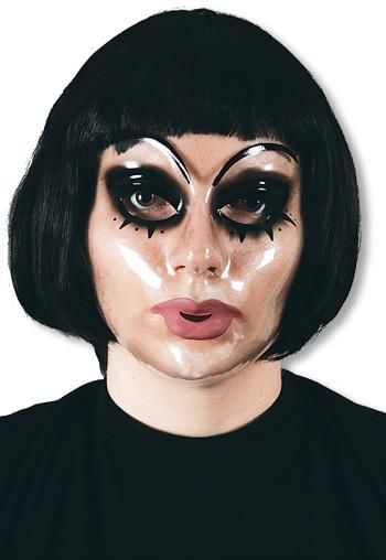 Witch Xenia mask