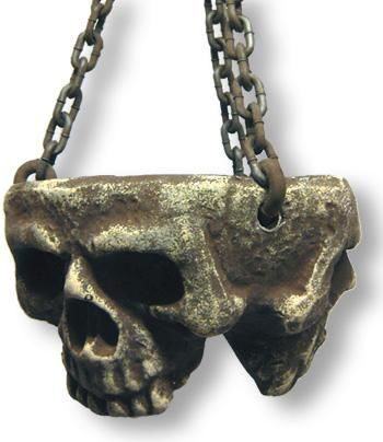 Skull Fire Bowl