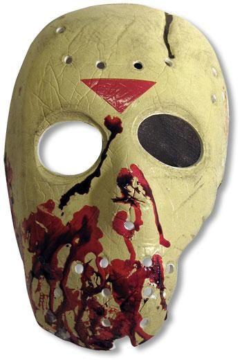 Blutige Jason Maske