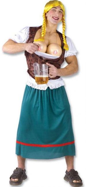 Oktobefest Bierspender Kostüm
