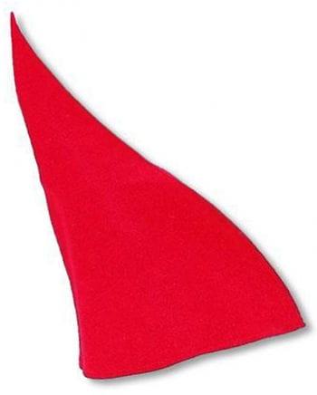 Zwergenmütze Rot