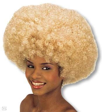 Krause Afro Wig Blond
