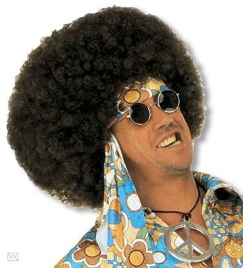 Krause Afro Wig Brown