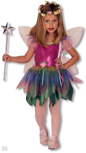 Lili fairies Princess Child Costume L