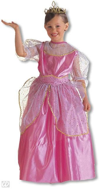 Bella Princess Kids Costume L