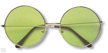 Green 70s Sunglasses