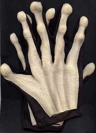 Alien gloves