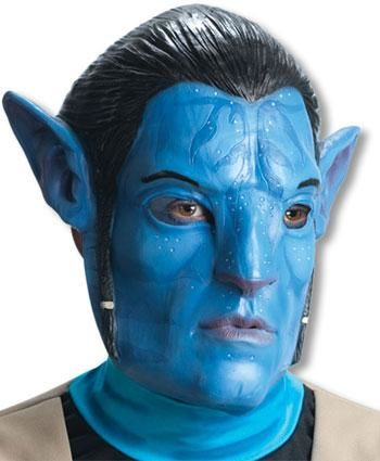 Avatar Jake Sully Maske