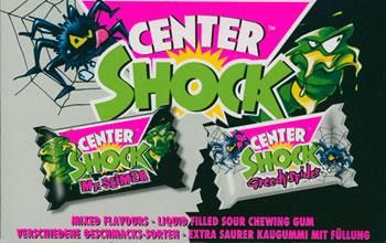 Shock Monster Mix chewing gum