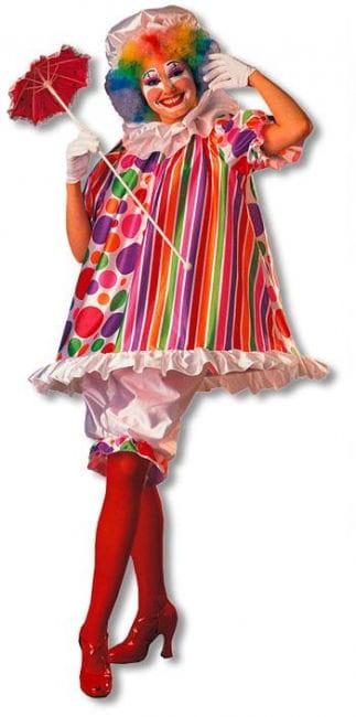 Betty Brite Clown Kostüm