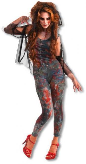 Zombie Girl Dawn Costume