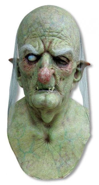 Swamp Troll mask