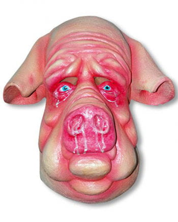Swine Latex Mask